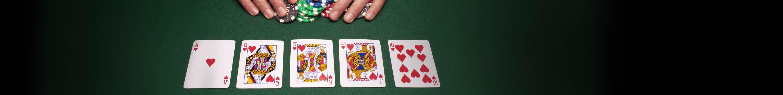 Výherní kombinace karet v pokeru