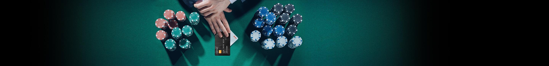 Vklady a výběry v licencovaném kasinu